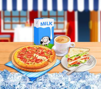 اسکرین شات بازی Crazy Kitchen: Fast Food Maker 5