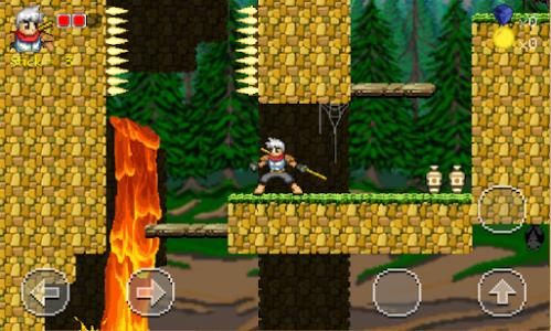 اسکرین شات بازی Golden Warrior : Stick of Legend 4