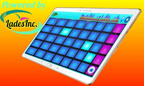 اسکرین شات برنامه DJ Mix Pad 3