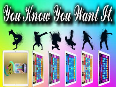 اسکرین شات برنامه DJ Mix Pad 1