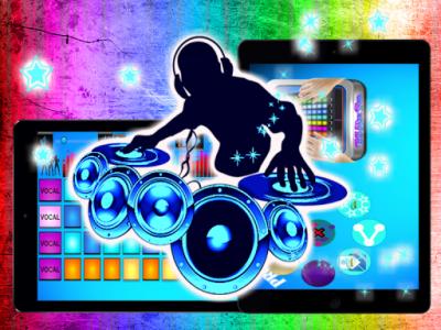 اسکرین شات برنامه DJ Mix Pad 6