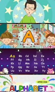 اسکرین شات برنامه آموزش زبان به کودکان - 2 تا 12 سال 6