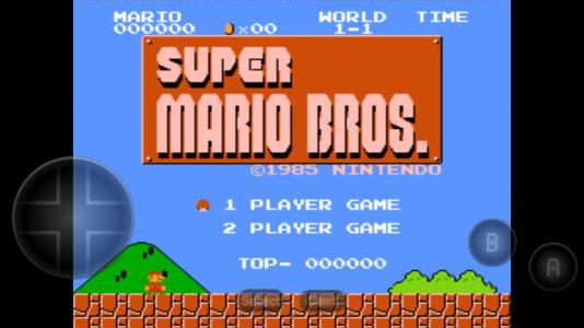 اسکرین شات بازی دنیای ماریو 3