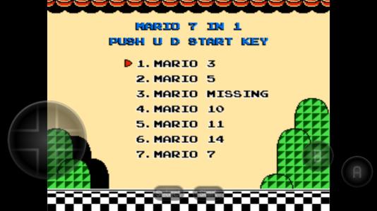 اسکرین شات بازی دنیای ماریو 5