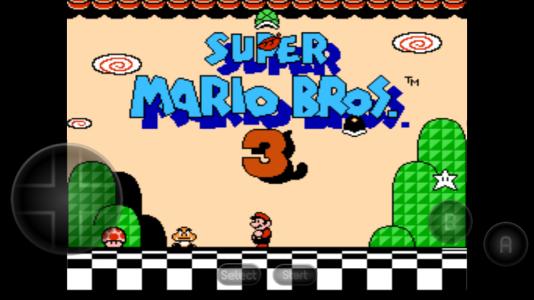 اسکرین شات بازی دنیای ماریو 4