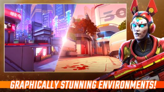 اسکرین شات بازی Shadowgun War Games - Online PvP FPS 7