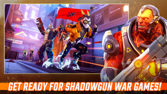 اسکرین شات بازی Shadowgun War Games - Online PvP FPS 2