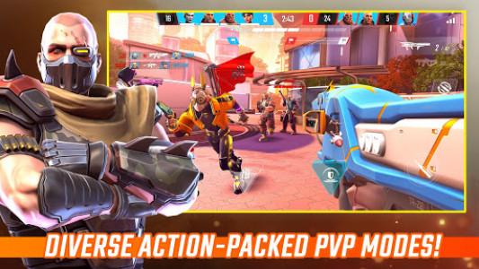 اسکرین شات بازی Shadowgun War Games - Online PvP FPS 3