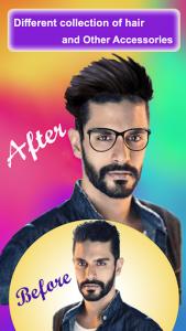 اسکرین شات برنامه Face Changer Photo Face App: Make Me Old 5