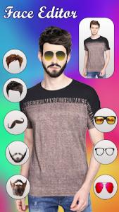 اسکرین شات برنامه Face Changer Photo Face App: Make Me Old 4
