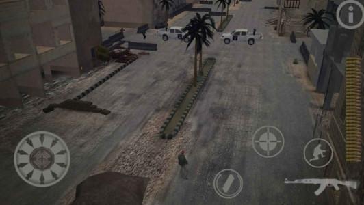 اسکرین شات بازی تکاوران:نبرد سوریه (نسخه سبک) 3