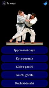 اسکرین شات برنامه Judo in brief 8