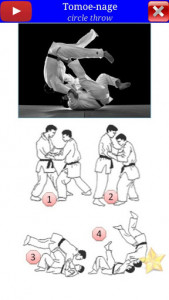 اسکرین شات برنامه Judo in brief 6