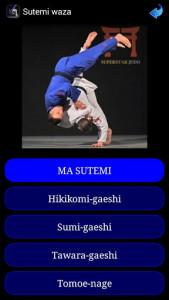 اسکرین شات برنامه Judo in brief 5