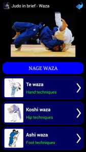 اسکرین شات برنامه Judo in brief 2