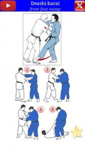 اسکرین شات برنامه Judo in brief 3