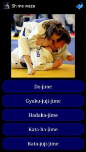 اسکرین شات برنامه Judo in brief 7