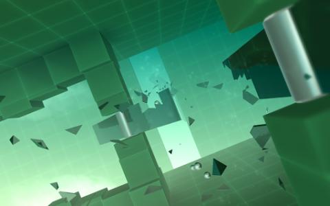 اسکرین شات بازی Smash Hit 3