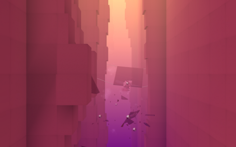 اسکرین شات بازی Smash Hit 2