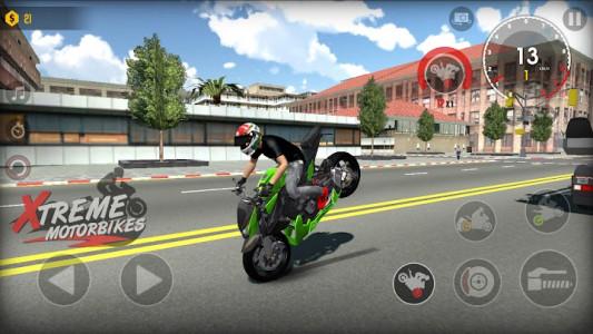 اسکرین شات بازی Xtreme Motorbikes 7