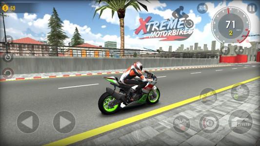 اسکرین شات بازی Xtreme Motorbikes 2