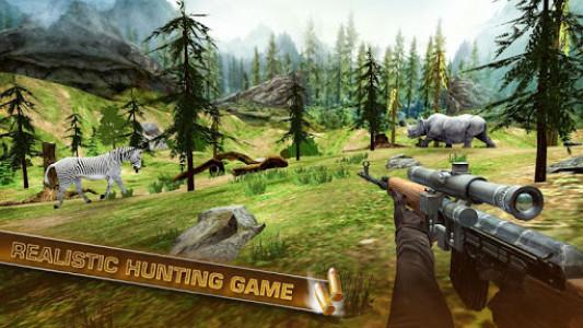 اسکرین شات بازی Deer Hunt : Animal Hunting Games. Hunter & Shooter 5