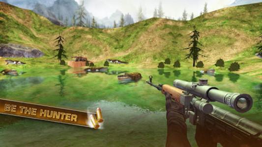 اسکرین شات بازی Deer Hunt : Animal Hunting Games. Hunter & Shooter 1