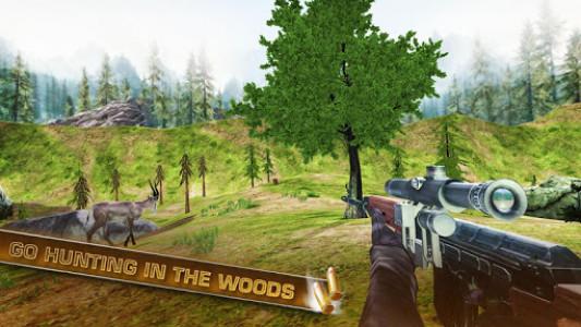 اسکرین شات بازی Deer Hunt : Animal Hunting Games. Hunter & Shooter 6