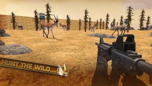 اسکرین شات بازی Deer Hunt : Animal Hunting Games. Hunter & Shooter 8