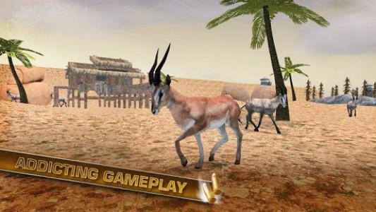 اسکرین شات بازی Deer Hunt : Animal Hunting Games. Hunter & Shooter 4