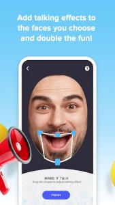 اسکرین شات برنامه JokeFaces - Funny Video Maker 3