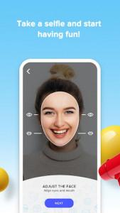 اسکرین شات برنامه JokeFaces - Funny Video Maker 2