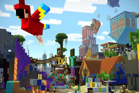 اسکرین شات بازی Mini Block Craft 2020: New World Buillding Craft 2
