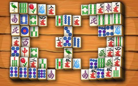 اسکرین شات بازی Mahjong Titans 4