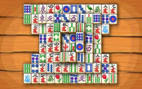 اسکرین شات بازی Mahjong Titans 8