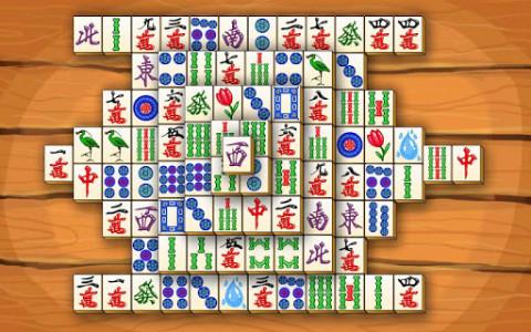 اسکرین شات بازی Mahjong Titans 1