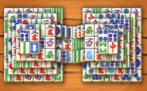 اسکرین شات بازی Mahjong Titans 2