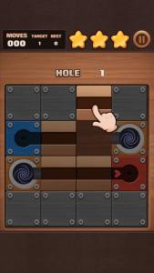 اسکرین شات بازی Unblock Ball Puzzle 3