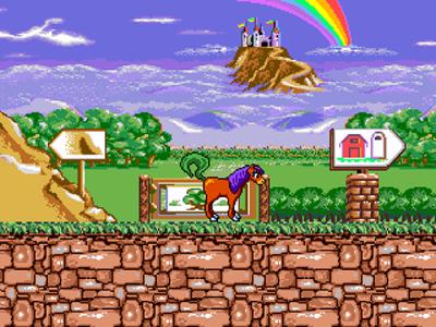 اسکرین شات بازی بازی پونی کوچولو دخترانه جدید اسب 6