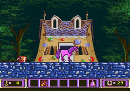 اسکرین شات بازی بازی پونی کوچولو دخترانه جدید اسب 4