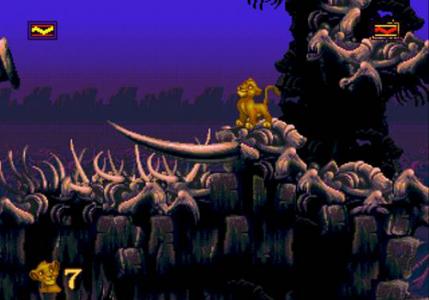 اسکرین شات بازی بازی حیوانات وحشی جنگلی شیر شاه 4