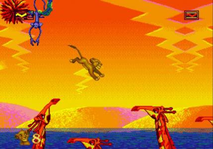 اسکرین شات بازی بازی حیوانات وحشی جنگلی شیر شاه 2