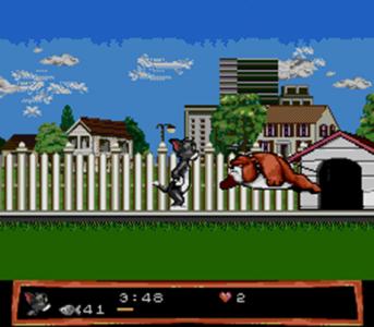 اسکرین شات بازی بازی موش و گربه بچه گانه دخترانه 3