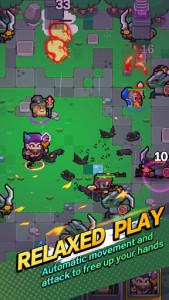 اسکرین شات بازی Idle Squad 1
