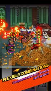 اسکرین شات بازی Idle Squad 2