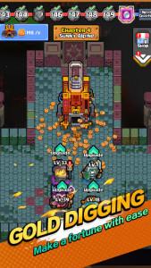 اسکرین شات بازی Idle Squad 3
