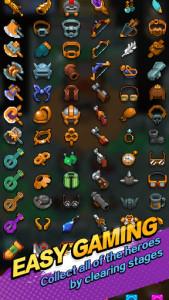 اسکرین شات بازی Idle Squad 4