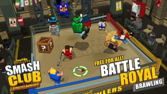 اسکرین شات بازی Smash Club: Arcade Brawler 2