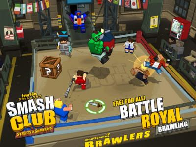 اسکرین شات بازی Smash Club: Arcade Brawler 7