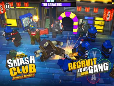 اسکرین شات بازی Smash Club: Arcade Brawler 8